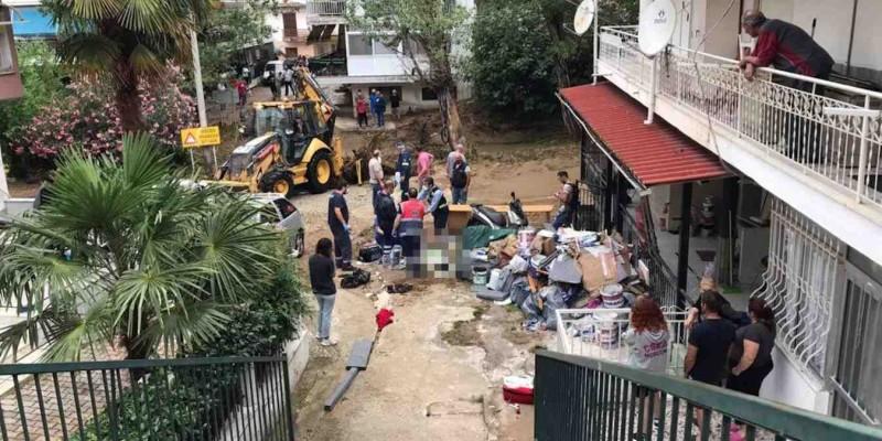 Συναγερμός στη Θεσσαλονίκη: Νεκρός εντοπίστηκε άνδρας μετά την κακοκαιρία