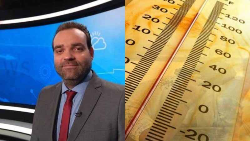 Καιρός: Πεντηκοστή... με βροχές - Έκτακτη προειδοποίηση Μαρουσάκη για «40άρια»