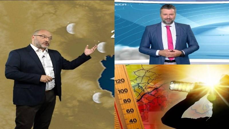 Καιρός: Η χώρα «καίγεται» με πάνω από 43 βαθμούς, έρχεται κι άλλος καύσωνας - Έκτακτη προειδοποίηση από Αρναούτογλου και Καλλιάνο