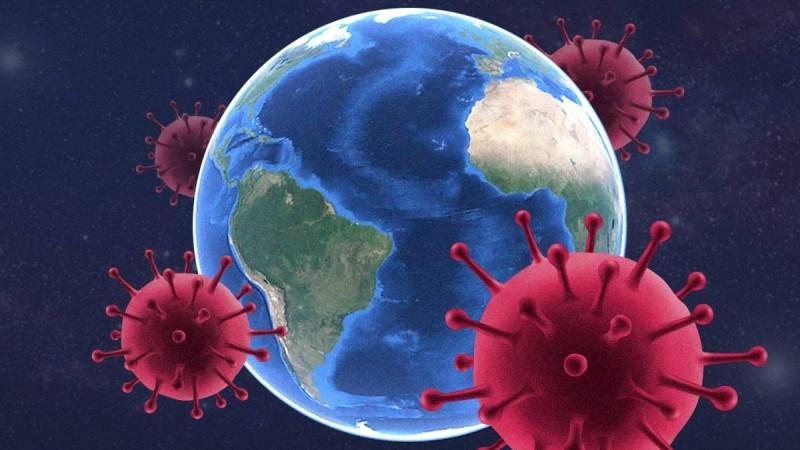 Παραμένουν σε υψηλά επίπεδα τα κρούσματα κορωνοϊού σε όλο τον κόσμο