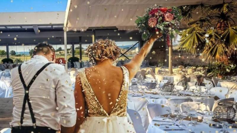 Από 100 στους 200 οι καλεσμένοι σε γάμους αλλά χωρίς μουσική!