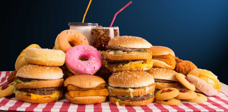 Επεξεργασμένες τροφές