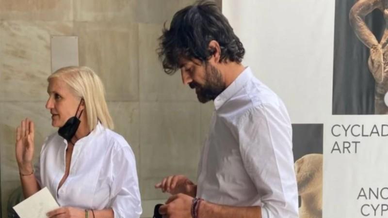 Πάτησε Ελλάδα η καλλιτεχνική διευθύντρια του οίκου Dior - Που βρέθηκε με τον συνεργάτη της