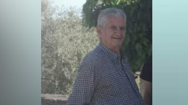 Κρήτη: Νεκρός εντοπίστηκε ο 87χρονος που είχε εξαφανιστεί το προηγούμενο Σάββατο