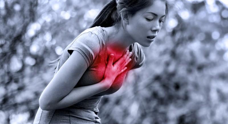 5+1 πρόωρα συμπτώματα της καρδιακής προσβολής