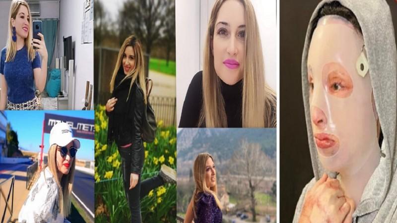 Επίθεση με βιτριόλι: «Η Ιωάννα είναι φυλακισμένη» - Ο Γολγοθάς της 35χρονης και οι μνήμες που ξύπνησαν απ' τη Μονή Πετράκη (Video)