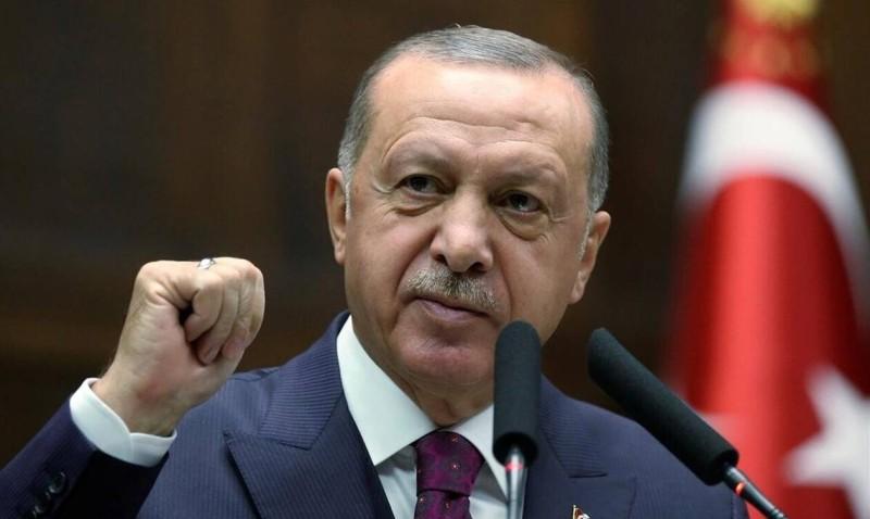 Ο Ερντογάν επιτίθεται στο ΝΑΤΟ