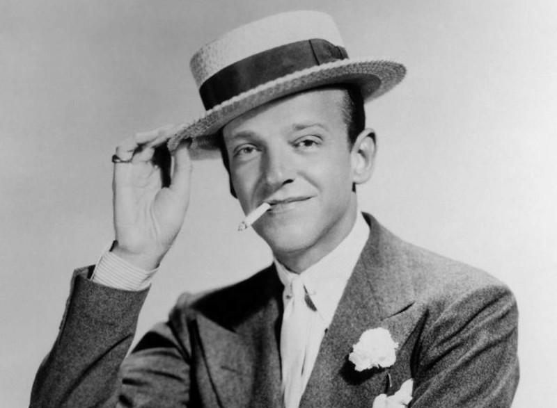 Φρεντ Αστέρ, Aμερικανός χορευτής και ηθοποιός