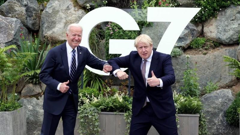 G7: Ξεκινά η Σύνοδος των ηγετών με βαριά ατζέντα – Επί τάπητος πανδημία, κλιματική αλλαγή - Η πρώτη συνάντηση Τζόνσον-Μπάιντεν