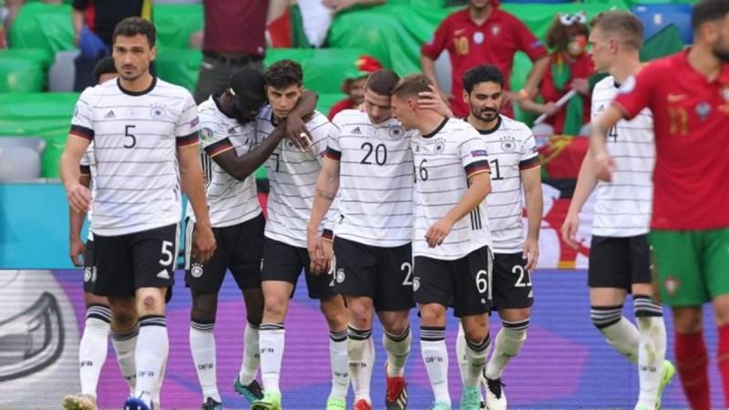 Euro 2020: Διέσυρε την Πορτογαλία η Γερμανία (Video)