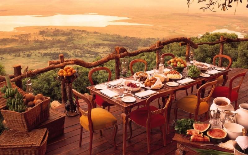 Ngorongoro Crater Lodge, Ngorongoro, Τανζανία