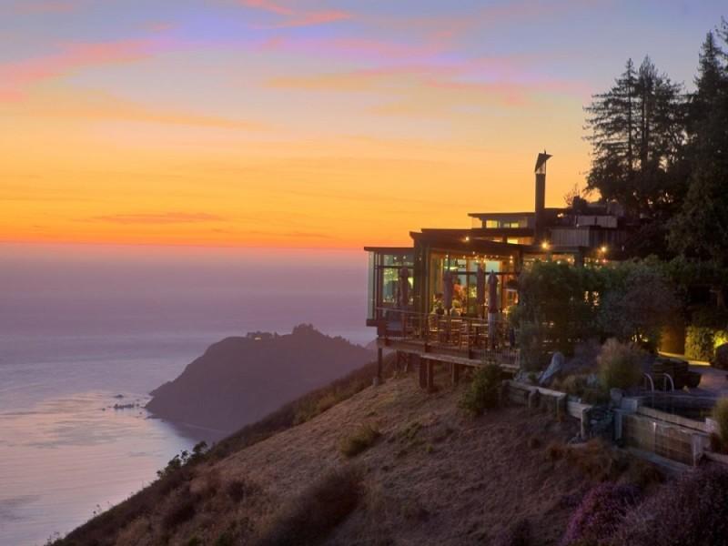 Εστιατόριο Sierra Mar, Καλιφόρνια