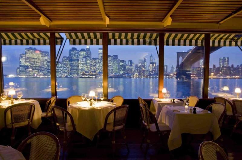 Το River Cafe στην Νέα Υόρκη