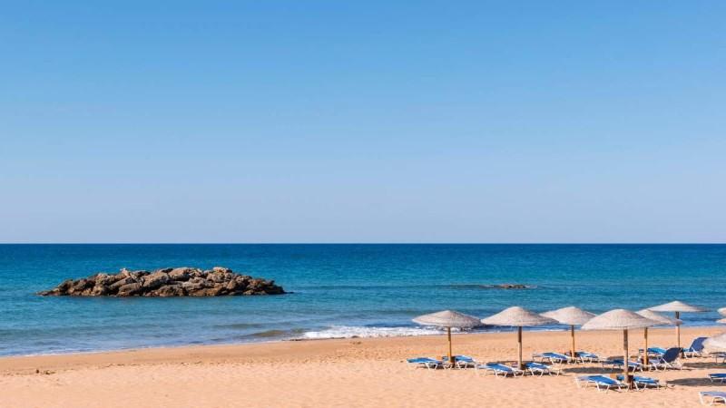 Χαλικούνα παραλία