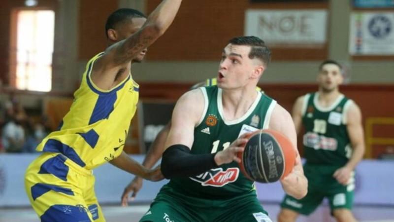 Basket League: «Αυτοκράτορας» της Ελλάδας ο Παναθηναϊκός!