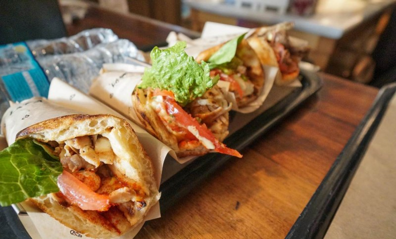 Hoocut street food
