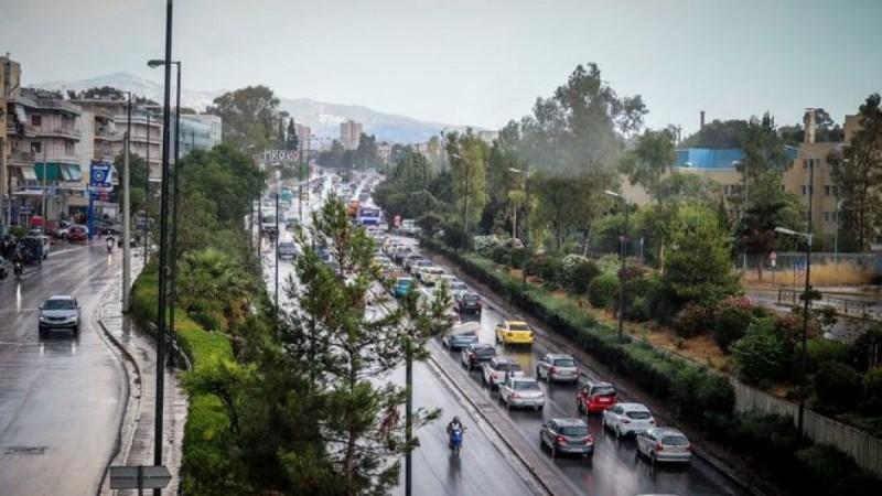 Κίνηση στους δρόμους: Στο