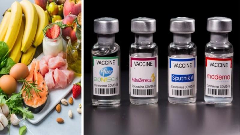 Κορωνοϊός: Σε ποιους και γιατί εμφανίζονται παρενέργειες μετά το εμβόλιο - Τα 7 φαγητά που δεν πρέπει να φας μετά τον εμβολιασμό