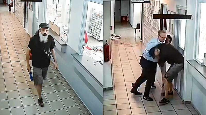 Επίθεση με τσεκούρι: Ένοχος ο δράστης - Πολύ «βαριά» η ποινή του