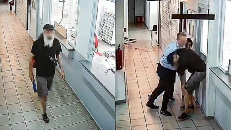 Επίθεση με τσεκούρι στη ΔΟΥ Κοζάνης: Οι ανατριχιαστικές καταθέσεις των θυμάτων και η «ψυχρή» απολογία του 45χρονου - «Γλιστρούσαν τα χέρια μου από το αίμα»