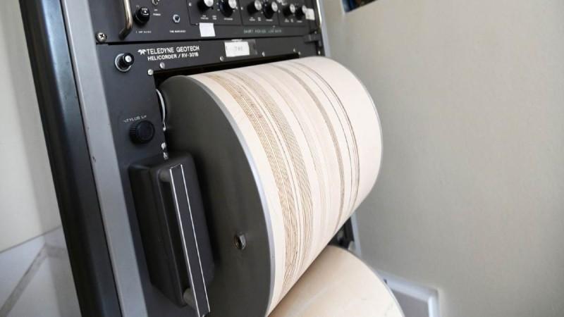 Σεισμός ταρακούνησε τα ξημερώματα το Ηράκλειο Κρήτης