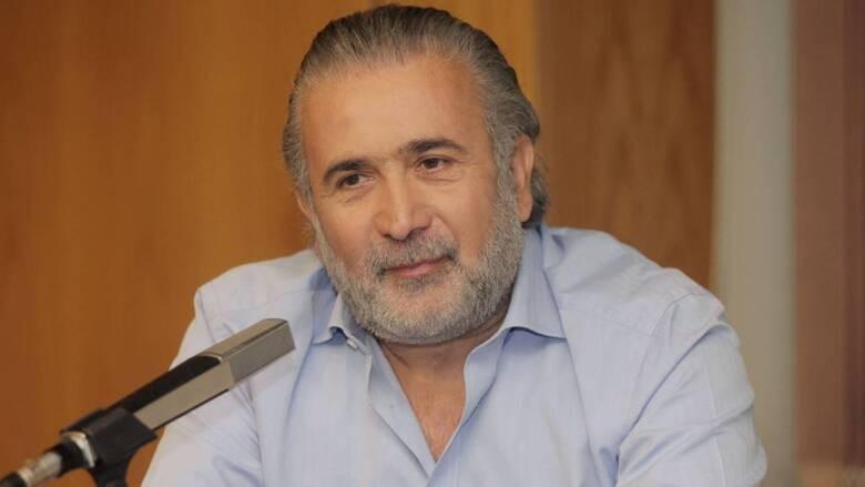 Με θρόμβωση ο Λάκης Λαζόπουλος - Ποιο εμβόλιο είχε κάνει;