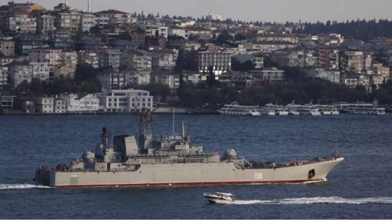 Προειδοποιητικά πυρά κατά βρετανικού πλοίου από ρωσικό σκάφος στη Μαύρη Θάλασσα
