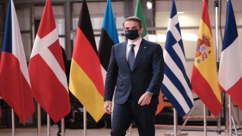 Σύνοδος Κορυφής: Στην ατζέντα πανδημία και μεταναστευτικό