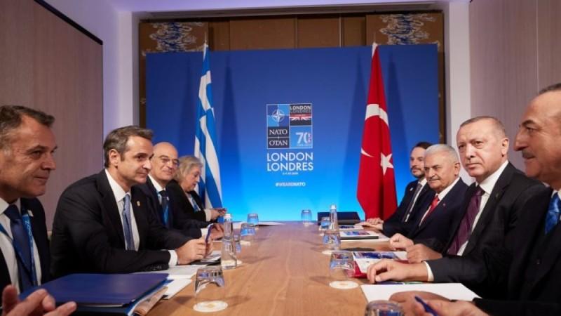Σήμερα το τετ-α-τετ Μητσοτάκη-Ερντογάν στον απόηχο της επίσκεψης Τσαβούσογλου στην Αθήνα - Η ατζέντα της συνάντησης