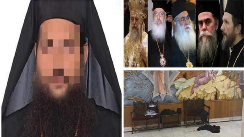 Μονή Πετράκη: Μπλεγμένος σε υπόθεση ναρκωτικών ο «ιερέας» που βιτριόλιασε τους Μητροπολίτες! Είχε κάνει απόπειρα αυτοκτονίας - Τι φώναζε όταν πέταγε το βιτριόλι