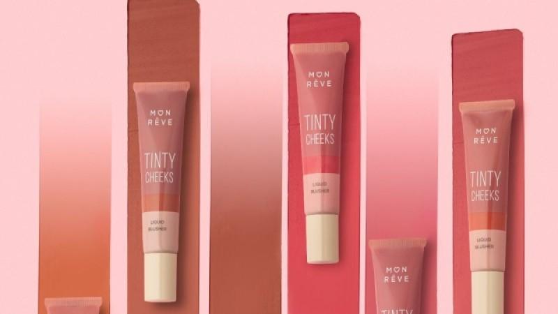 Tinty Cheeks by Mon Reve: Shake it. Blend it. Blush it!
