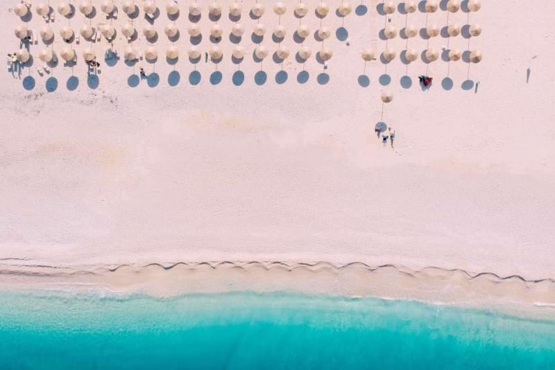 Παραλία Μυρτός