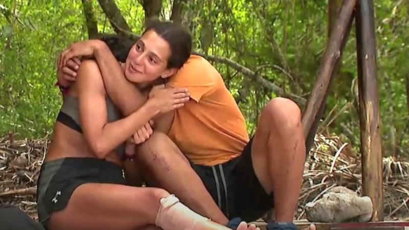 Survivor 4: Η Νικολέτα... έδωσε στεγνά Σάκη και Μαριαλένα - «Αυτό που μου είπαν για τη σχέση τους ήταν...»