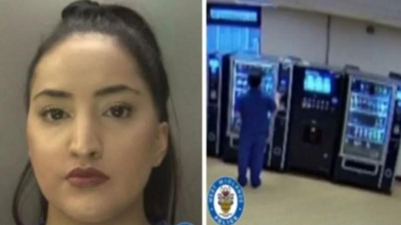 Πήρε την κάρτα μιας νεκρής ασθενούς για να αγοράσει γαριδάκια από το μηχάνημα