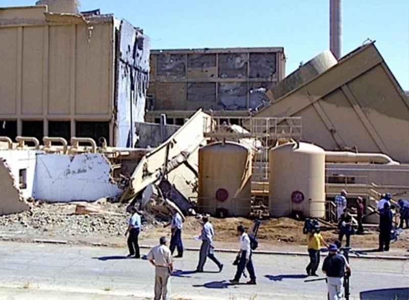 Η Ισραηλινή Πολεμική Αεροπορία καταστρέφει τον πυρηνικό σταθμό του Ιράκ «Οσιράκ»