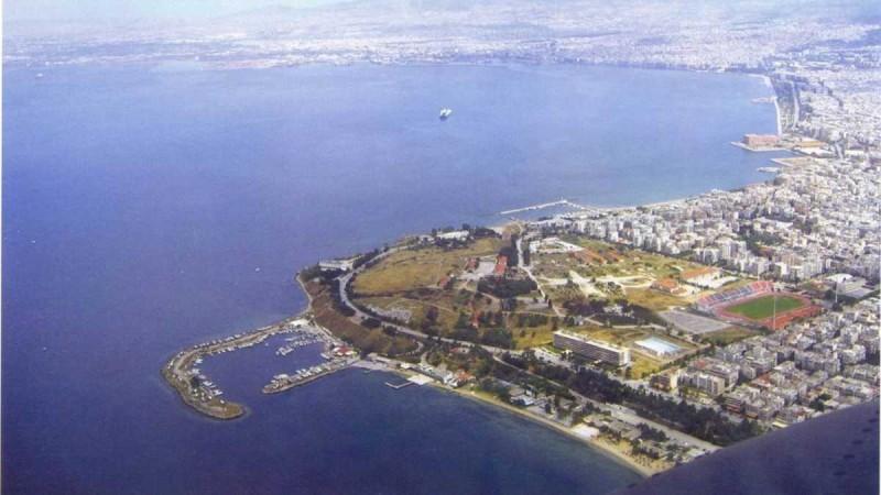 Η φωτογραφία της ημέρας: Κελλάριον Όρμος, το σημείο της Θεσσαλονίκης για την νέα ταινία του Αντόνιο Μπαντέρας