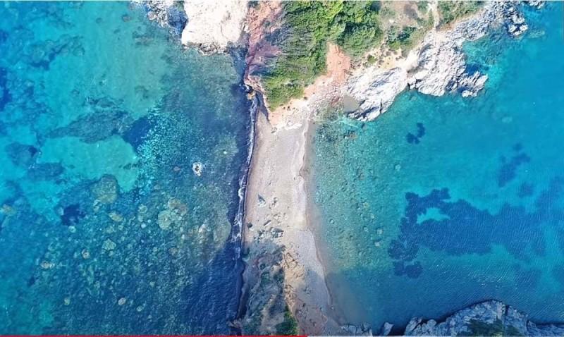 Άγιος Βασίλειος παραλία Εύβοια