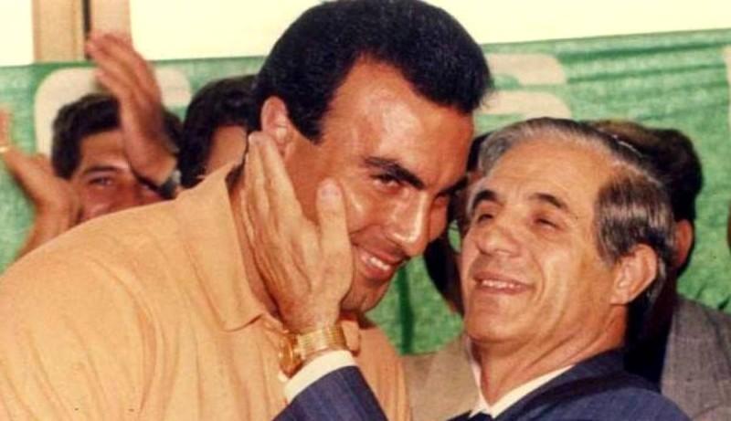 Ο Παύλος Γιαννακόπουλος μαζί με τον αξεπέραστο Νίκο Γκάλη