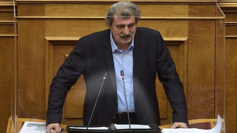Συντάχθηκε με τους αντιεμβολιαστές από τη Βουλή ο Πολάκης – Σφοδρή επίθεση από τη Νέα Δημοκρατία