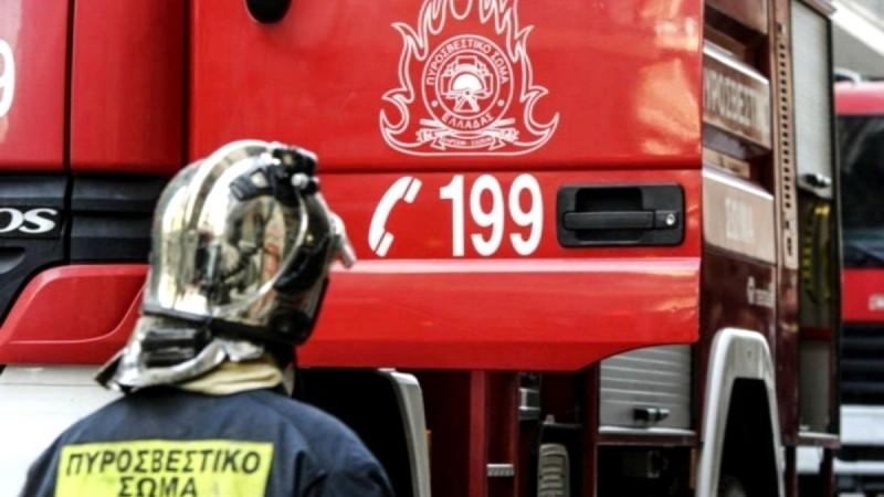 Νεκρός πυροσβέστης στην Κυπαρισσία: Παρασύρθηκε από διερχόμενο αυτοκίνητο μόλις κατέβηκε από το πυροσβεστικό όχημα
