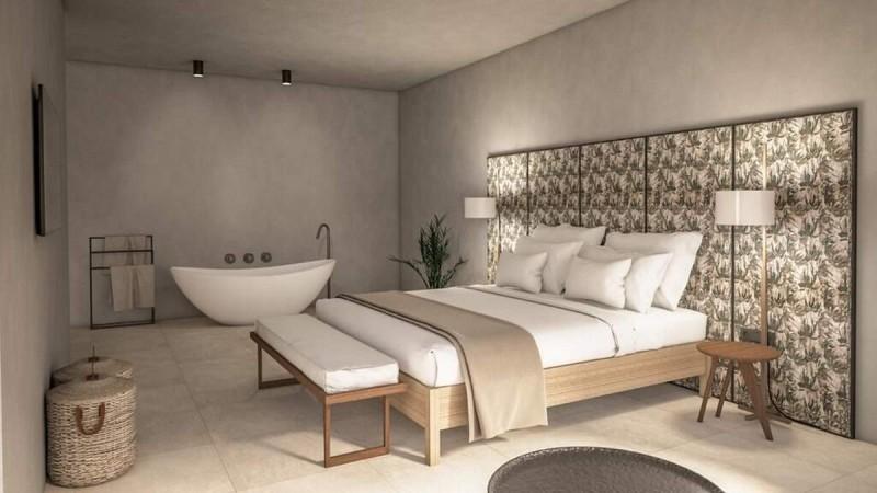Port Royal Villas and Spa μπάνιο