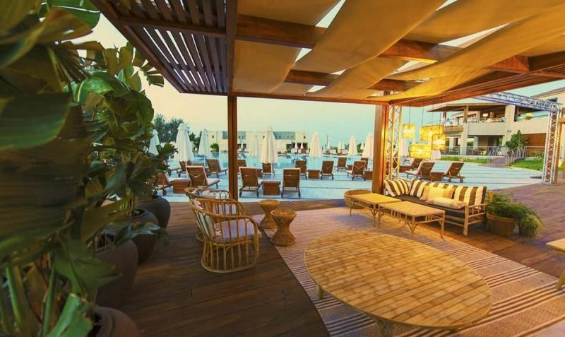 Port Royal Villas and Spa καφέ