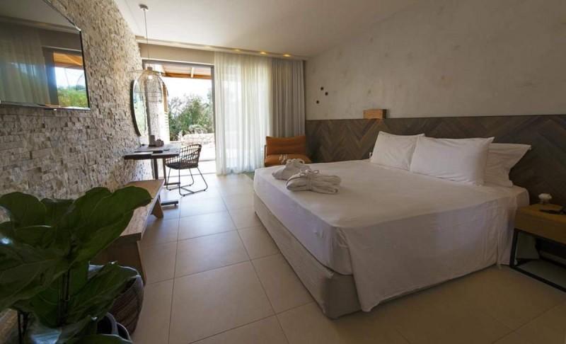 Port Royal Villas and Spa δωμάτιο διπλό κρεβάτι
