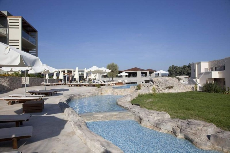 Port Royal Villas and Spa εξωτερικός χώρος