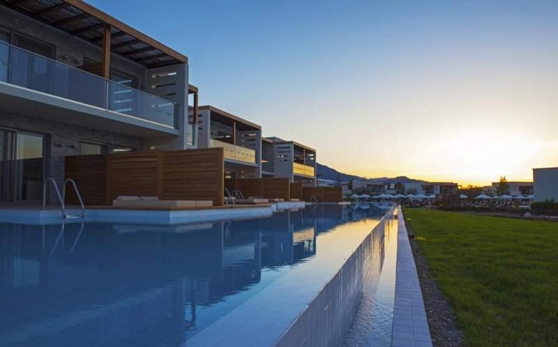 Port Royal Villas and Spa πισίνα
