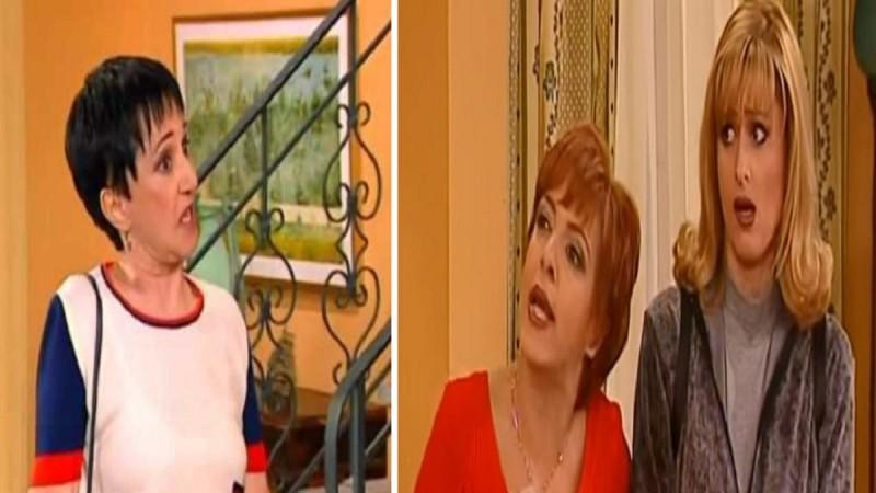 Θυμάστε τη «Ραμ@υνα» από το Κωνσταντίνου και Ελένης; Δείτε πως είναι σήμερα μαζί με την «κυρία Νίτσα»