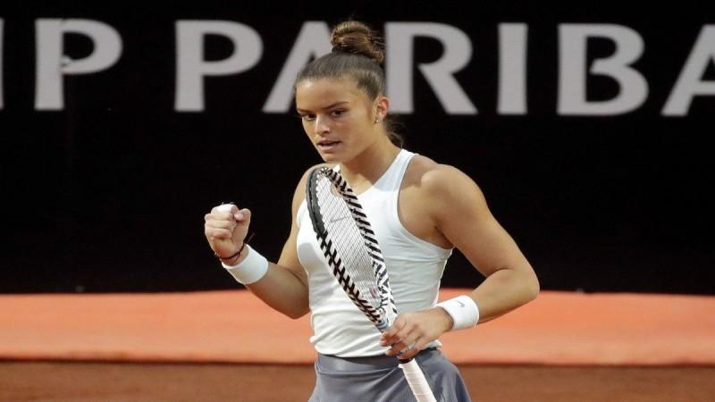 «Παρθενική» πρόκριση στον 4ο γύρο του Roland Garros για την Σάκκαρη