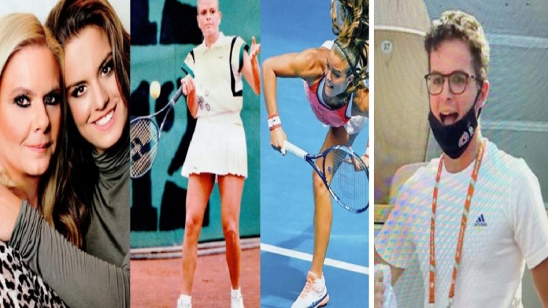 Μαρία Σάκκαρη: Ποιο είναι το νέο αστέρι του τένις, η θρυλική οικογένειά της και ο έρωτάς της με τον γιο του Μητσοτάκη