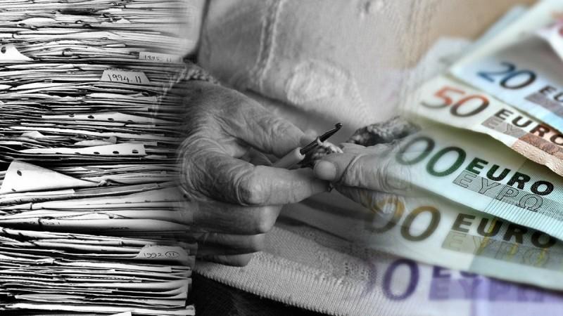 Συντάξεις-Αναδρομικά: «Καίνε» με φόρο έως 55% τα εκκαθαριστικά των συνταξιούχων - Ποιοι θα σηκώσουν το μεγαλύτερο «βάρος»