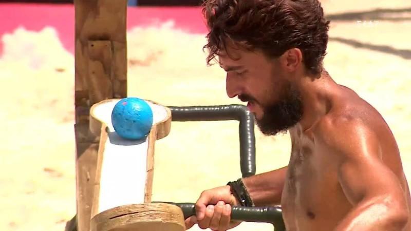 Survivor 4: Δεν τον πιάνουν... ούτε με λάσο - Νικητής και στη δεύτερη ασυλία ο Σάκης